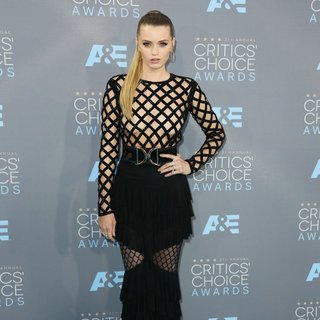 Abbey Lee Kershaw in 21st Annual Critics' Choice Awards - Arrivals