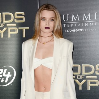Abbey Lee Kershaw in Gods of Egypt New York Premiere - Red Carpet Arrivals