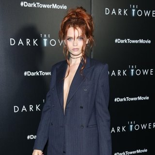 Abbey Lee Kershaw in The Dark Tower New York Premiere