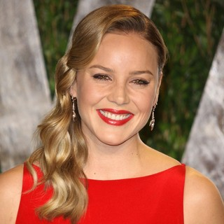 Abbie Cornish in 2012 Vanity Fair Oscar Party - Arrivals