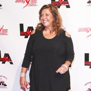 Abby Lee Miller in Grand Opening of Abby Lee Miller Dance Company