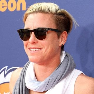 Abby Wambach in Nickelodeon Kids' Choice Sports 2015 Awards - Arrivals