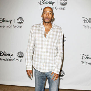 James Lesure in Disney ABC Family 2010 Summer TCA Tour