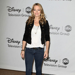 Jeri Ryan in Disney ABC Family 2010 Summer TCA Tour