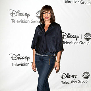 Allison Janney in Disney ABC Family 2010 Summer TCA Tour