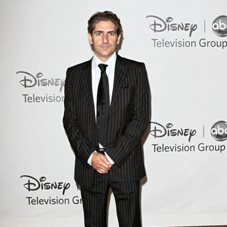 Michael Imperioli in Disney ABC Family 2010 Summer TCA Tour