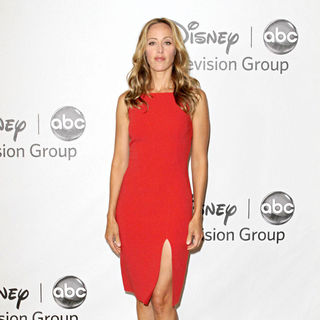 Kim Raver in Disney ABC Family 2010 Summer TCA Tour