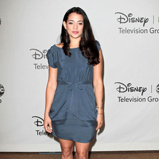 Natalie Martinez in Disney ABC Family 2010 Summer TCA Tour