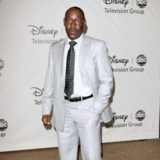 James McDaniel in Disney ABC Family 2010 Summer TCA Tour