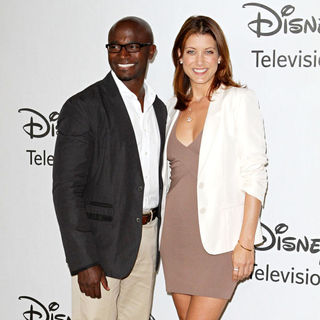 Taye Diggs, Kate Walsh in Disney ABC Family 2010 Summer TCA Tour