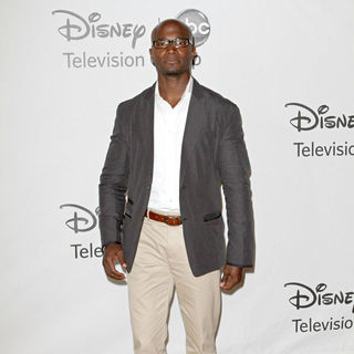 Taye Diggs in Disney ABC Family 2010 Summer TCA Tour