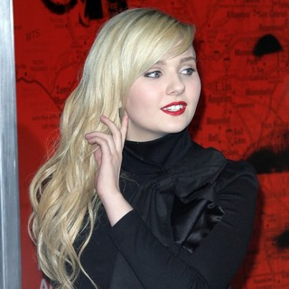 Abigail Breslin in Los Angeles Premiere of The Call