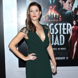 Abigail Carpenter in The Los Angeles World Premiere of Gangster Squad - Arrivals
