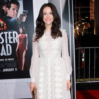 Abigail Spencer in The Los Angeles World Premiere of Gangster Squad - Arrivals
