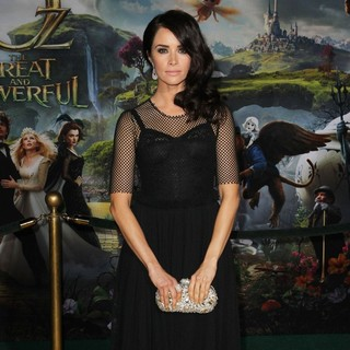 Abigail Spencer in Oz: The Great and Powerful - Los Angeles Premiere - Arrivals