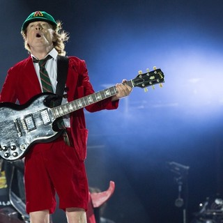 AC/DC - AC-DC Perform Live as Part of Their Rock or Bust World Tour