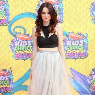 Acacia Brinley in Nickelodeon's 27th Annual Kids' Choice Awards - Arrivals