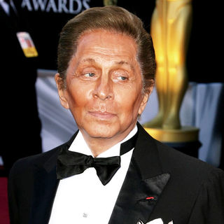 Valentino in 83rd Annual Academy Awards (Oscars) - Arrivals