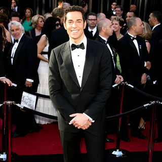 Zachary Levi in 83rd Annual Academy Awards (Oscars) - Arrivals