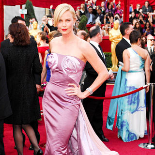 Charlize Theron in The 82nd Annual Academy Awards (Oscars) - Arrivals