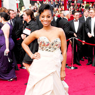 Anika Noni Rose in The 82nd Annual Academy Awards (Oscars) - Arrivals