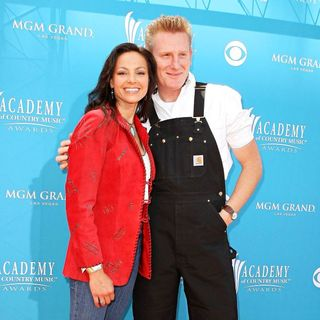 Joey and Rory in The 45th Annual Academy of Country Music Awards