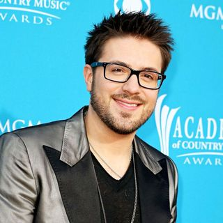 Danny Gokey in The 45th Annual Academy of Country Music Awards