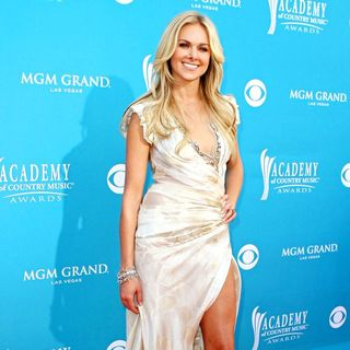 Laura Bell Bundy in The 45th Annual Academy of Country Music Awards