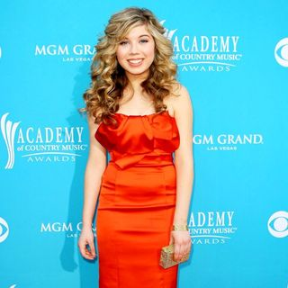 Jennette McCurdy in The 45th Annual Academy of Country Music Awards
