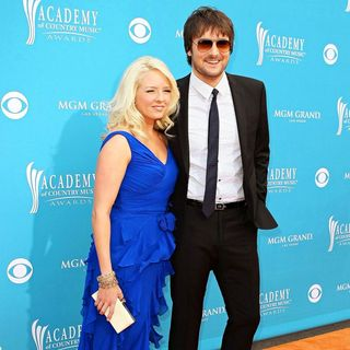 Katherine Blasingame, Eric Church in The 45th Annual Academy of Country Music Awards