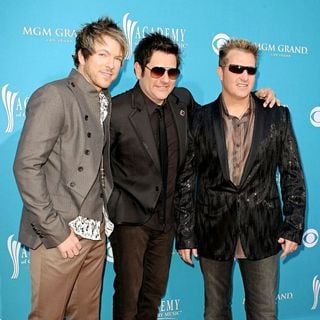 Rascal Flatts in The 45th Annual Academy of Country Music Awards