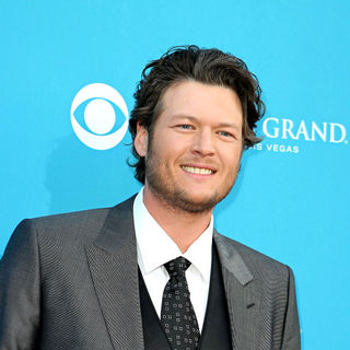 Blake Shelton in The 45th Annual Academy of Country Music Awards