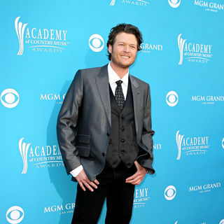 Blake Shelton in The 45th Annual Academy of Country Music Awards - acm_awards_07_wenn2812597
