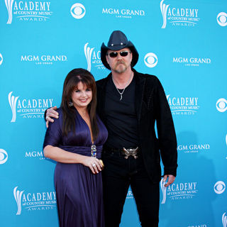 Trace Adkins, Rhonda Forlaw in The 45th Annual Academy of Country Music Awards