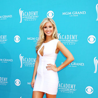 Whitney Duncan in The 45th Annual Academy of Country Music Awards