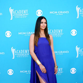 Camila Alves in The 45th Annual Academy of Country Music Awards