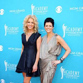 Kimberly Schlapman, Karen Fairchild, Little Big Town in The 45th Annual Academy of Country Music Awards