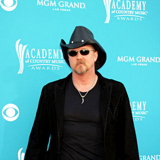 Trace Adkins in The 45th Annual Academy of Country Music Awards