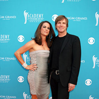 Jack Ingram, Amy Ingram in The 45th Annual Academy of Country Music Awards