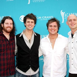 Eli Young Band in The 45th Annual Academy of Country Music Awards