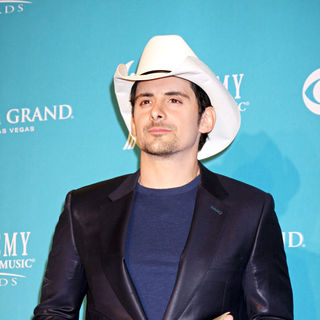 Brad Paisley in The 45th Annual Academy of Country Music Awards - Press Room