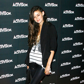 Caroline D'Amore in Activision E3 2010 Preview Event - Arrivals