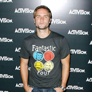 Scott Porter in Activision E3 2010 Preview Event - Arrivals