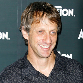 Tony Hawk in Activision E3 2010 Preview Event - Arrivals
