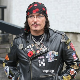 Adam Ant Outside The ITV Studios - adam-ant-outside-the-itv-studios-01