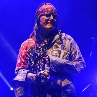 Adam Ant Performing Live