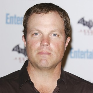 Adam Baldwin in Comic Con 2011 Day 3 - Entertainment Weekly Party - Arrivals