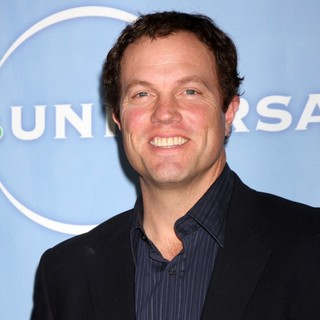 Adam Baldwin in The NBC Universal Winter Press Tour Cocktail Party
