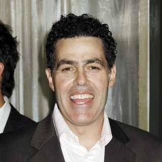 Adam Carolla in Scleroderma Research Foundation's 2008 Cool Comedy - Hot Cuisine Event