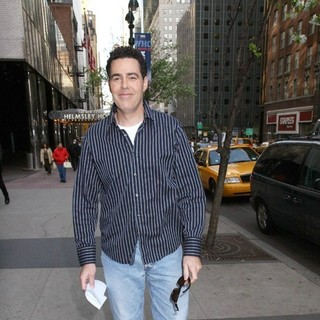 Adam Carolla in Adam Carolla Leaving The CW11 Morning Show